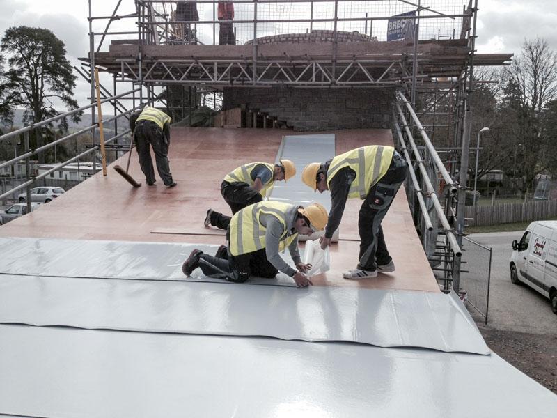 Alwitra Roofing Contractor Aberaeron Lampeter